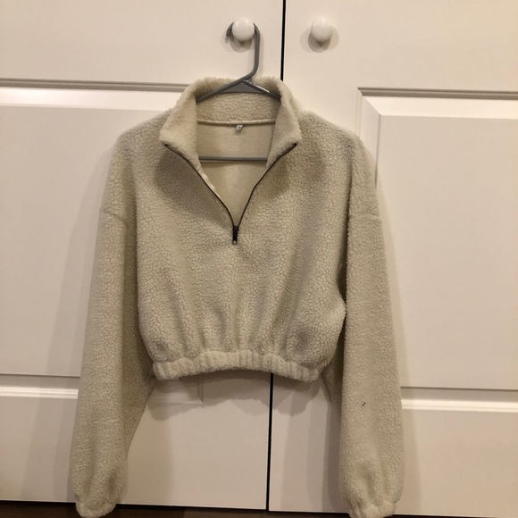 Honeybum teddy sweater | S